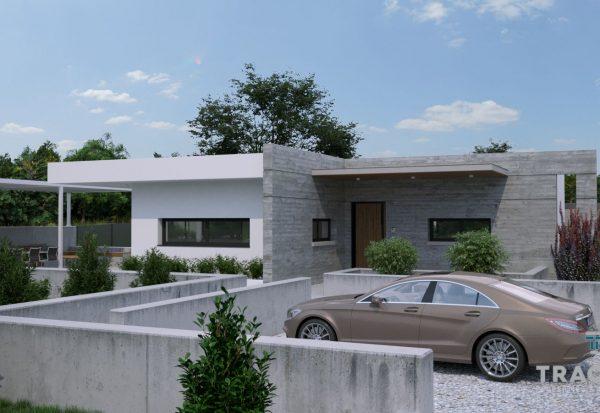 Villa construction in Adele Rethymno.